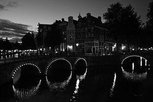 Amsterdam Canals van