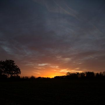 zonsondergang von Lina Heirwegh