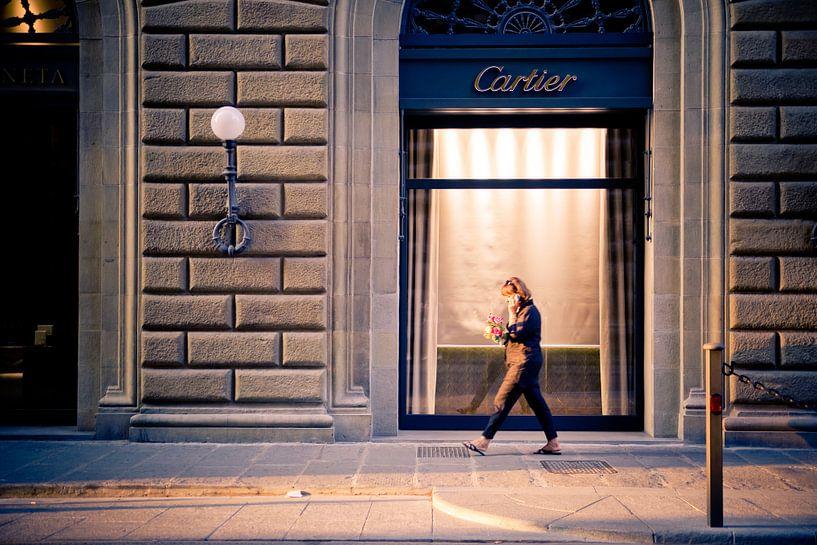 People in Florence sur Jasper van der Meij