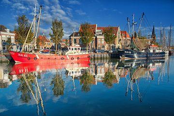 Harlingen Zuiderhaven 1 van