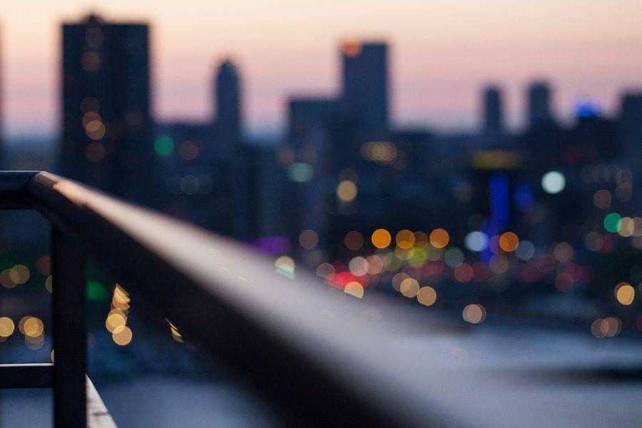 Rotterdam City Lights