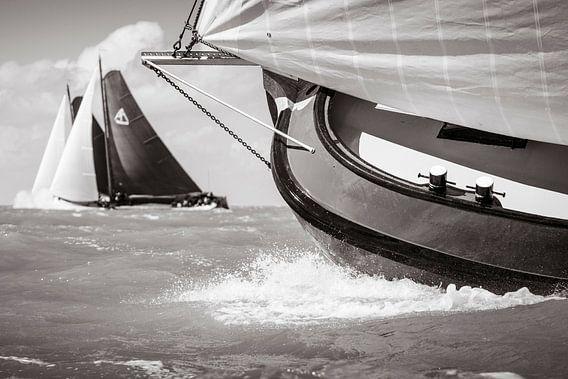 SKS Skûtsjesilen 2016 - Stavoren van ThomasVaer Tom Coehoorn