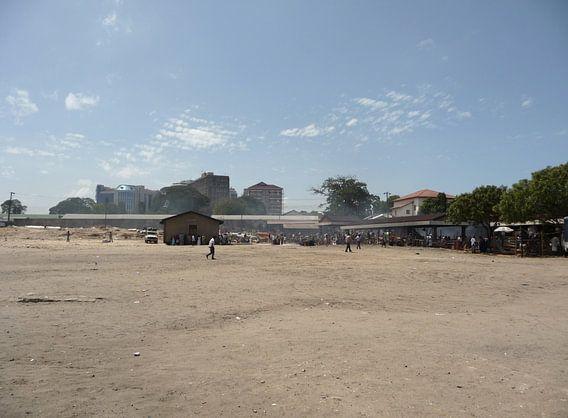 'Open veld', Dar es Salaam- Tanzania