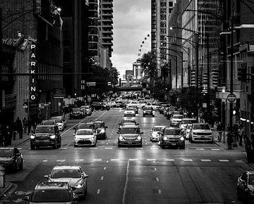Spits in de grote stad: Chicago van Derrick Kazemier