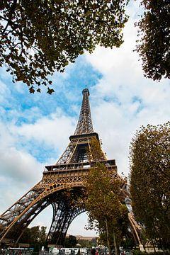 Le Tour Eiffel sur Luuk Holtrop
