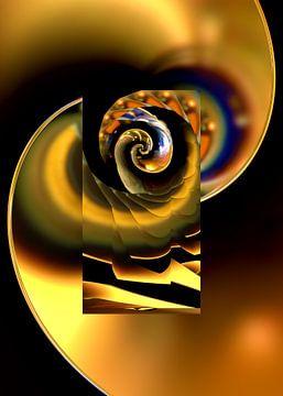Inifinity #1 von Leopold Brix