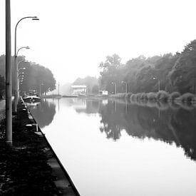 Le canal de dérivation (Osnabrück) sur Norbert Sülzner