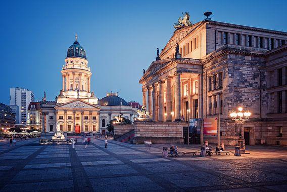 Berlin – Gendarmenmarkt Square