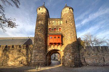 Stadspoort van Maastricht van