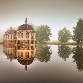 Buitenhuis Trompenburgh in 's-Graveland van Frans Lemmens