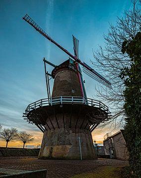 De molen van Axel van Wesley Kole