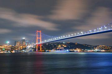 Istanbul Bosphorus  van Ali Celik