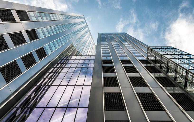 Maastoren Rotterdam | Deloitte Gebouw van Mark De Rooij