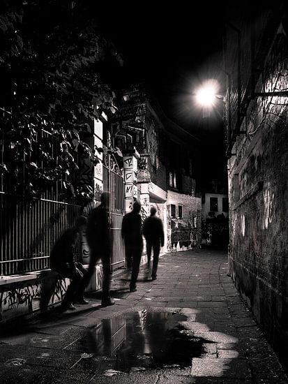 Soul Wandering van Tim Corbeel