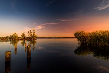 stille avond van Johan van der Linde