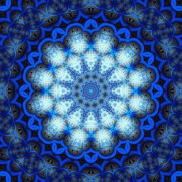 Mandala 01 sur Marion Tenbergen
