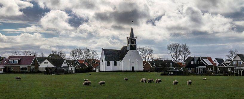 Oudeschild - Zeemanskerk - Texel van Texel360Fotografie Richard Heerschap