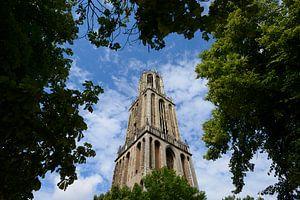 De Domtoren in Utrecht van