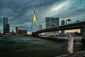 Erasmus-Brücke von Hans Vellekoop