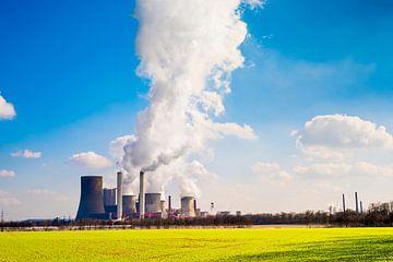 Elektriciteitscentrale van Günter Albers