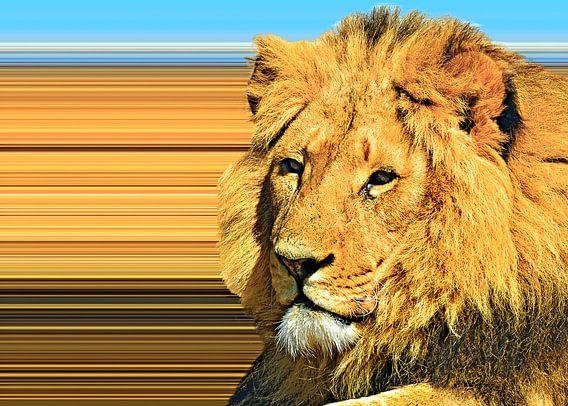 Lion van Leopold Brix