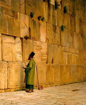 Le Mur des Lamentations, Jean-Léon Gérôme