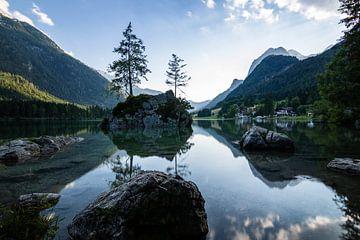 Hintersee - Berchtesgaden van Fabian Bracht