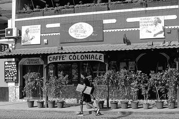 Koloniaal café van Inge Hogenbijl