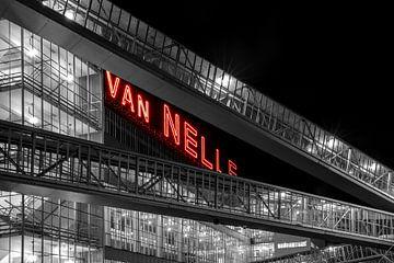 Van Nelle Fabriek in Rotterdam van MS Fotografie | Marc van der Stelt