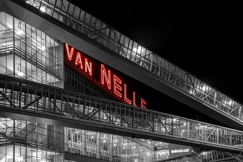 Van Nelle Fabriek in Rotterdam van MS Fotografie   Marc van der Stelt