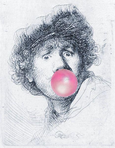 Rembrandt, et alors ? sur Affect Fotografie