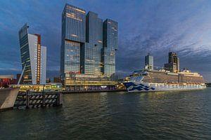 Kop van Zuid Rotterdam von Peter Hooijmeijer