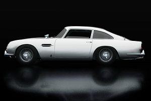 Aston Martin DB5 Seitenansicht