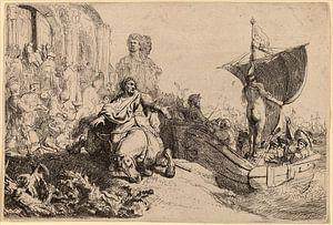 Rembrandt van Rijn , Het schip van Fortuin van