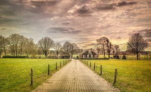 Boerderij bij de Veldwijk, Holten van Sven Wildschut