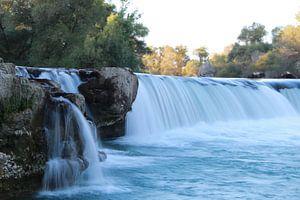 Waterval - Manavgat Turkije van