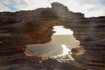 Naturfenster von Sanne Lillian van Gastel