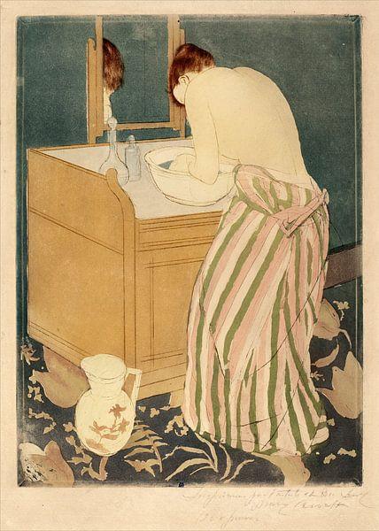 Vrouw, Mary Cassatt