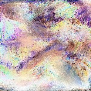 Abstrait Basse Pointillisme VIII