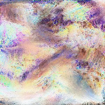 Abstrait Basse Pointillisme VIII sur Maurice Dawson