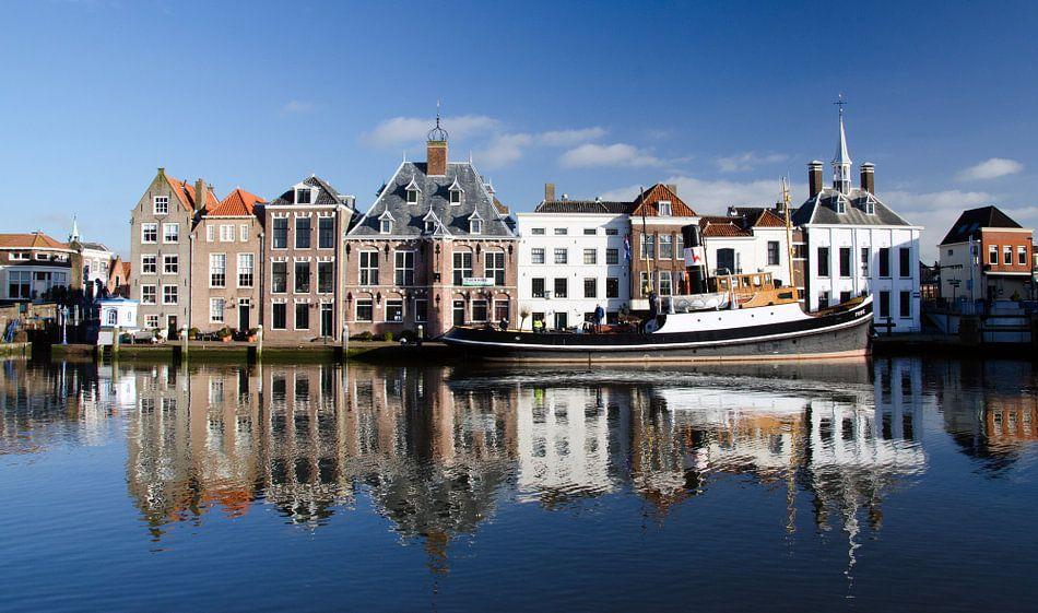 Historische Stadhuiskade Maassluis