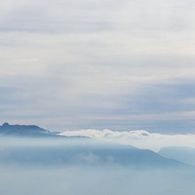 Dreamy Skies - Campania  van Teun Ruijters