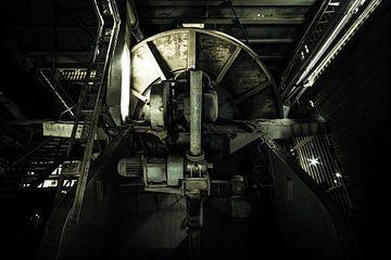 L'ancienne machine
