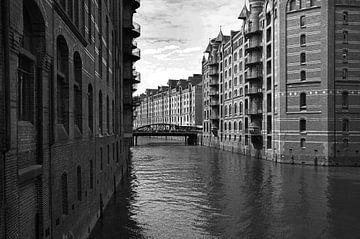 Hamburg Speicherstadt van Frank Herrmann