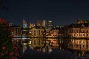 Skyline Den Haag van Karen de Geus