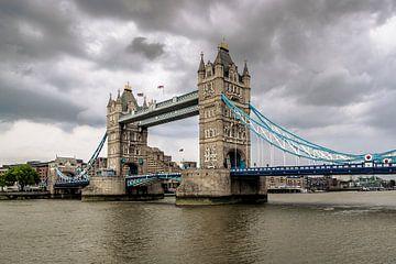 Tower Bridge van Gijs Rijsdijk