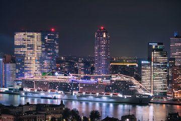 MSC Grandiosa in Rotterdam von Vincent Fennis