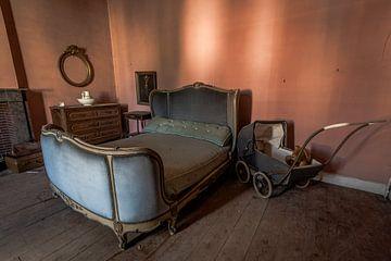 Ouderwetse slaapkamer van Katjang Multimedia