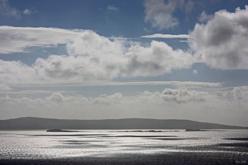 impressions of scotland - Wolkenschatten // Schattenwolken van Meleah Fotografie