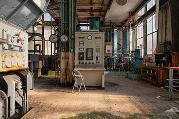 Wasserkraftwerk von Marius Mergelsberg